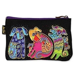 Dogs & Doggies Cosmetic Bag