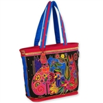 Kindred Creatures Shoulder Tote