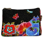 Blossoming Spirits Cosmetic Bag