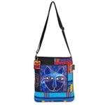 Whiskered Cats Crossbody