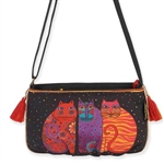 Feline Friends Mini Crossbody