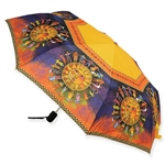 Harmony Under The Sun Compact Umbrella