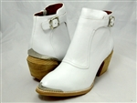 Jeffrey Campbell: Maverick 2 White-Silver