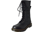 Dr. Martens: Hazil Tall Slouch Boot Black
