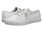 Sperry Topsider Seacoast Leather White