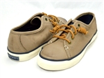 Sperry Topsider: Seacoast Weathered & Worn Greige