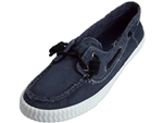 Sperry Topsider: Sayel Away Washed Navy