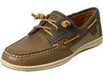 Sperry Topsider: Songfish Waxy Canvas Taupe
