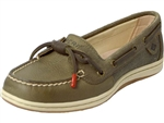 Sperry Topsider: Barrelfish Taupe