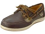 Sperry Topsider: Koifish Wool Dark Brown