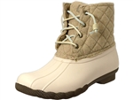 Sperry Topsider: Saltwater Quilted Wool Oyster Oatmeal