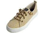 Sperry Topsider: Crest Vibe Linen Gold