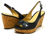 Trotters: Allie Black Patent