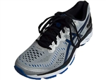 Asics: T646N9345  Kayano 23 Grey