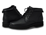 Rockport: Northfield Plain Toe Boot Black