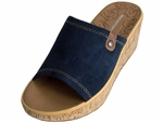 Rockport: Lanea Slide Navy