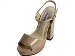 Dyeables: Whitta Nude Patent