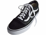 Vans: Old Skool Black White