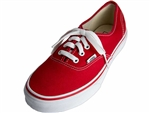 Vans: Authentic Red