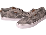 Vans: vn000xb2fjb Palm Leaf Grey/White
