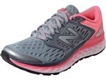 New Balance: W1080SP6 Grey / Pink