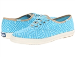 Keds Champion Tribal Sky Blue