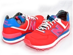 New Balance: wl574sbd Red
