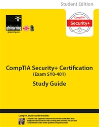 CompTIA Security+ (Exam SY0-401) Student Edition eBook