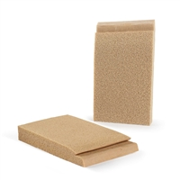 3x5 inch Dry Cleaning Sponge - Soot Remover - Pet Hair Remover