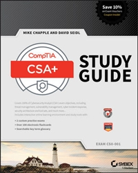 CompTIA Cybersecurity Analyst+ (CSA+) Study Guide