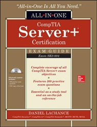 CompTIA Server+ Certification All-in-One Exam Guide (Exam SK0-004)
