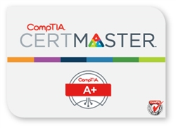 CompTIA CertMaster for A+ - Business Pack with Reporting