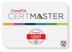 CompTIA CertMaster for Linux+ - License Set
