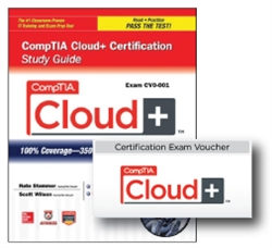 CompTIA Cloud+ Certification Exam Bundle