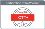 CompTIA CTT+ Virtual Classroom Trainer Voucher