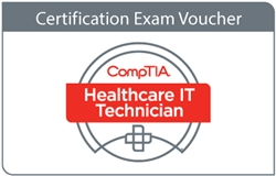 CompTIA Healthcare IT Technician Voucher - Exam Site License