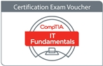 CompTIA IT Fundamentals Certification Exam - 100 use Site License