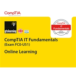CompTIA IT Fundamentals (Exam FC0-U51) Online Learning