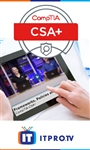 CompTIA Cybersecurity Analyst (CSA+) Series Certification Exams Complete eLearning Live & Video Training + Labs
