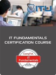 CompTIA IT Fundamentals Certification Online Course (FC0-U51)