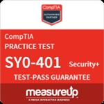 Security+ (SY0-401) - 30 Day Practice Test - CompTIA Authorized