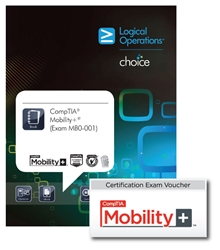 CompTIA Mobility+ Certification Exam Bundle - Electronic