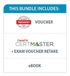 Save 42% on the CompTIA Network+ Premier Bundle