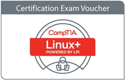 CompTIA Linux+ Powered by LPI Voucher