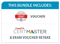 Save 45% on the CompTIA Linux+ Deluxe Bundle