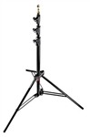 "Manfrotto 1004BAC 144"" Air Cushioned Aluminum Master Light Stand - Black"