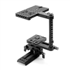Smallrig Dslr Cage Kit Manfrotto Plate w/Rails