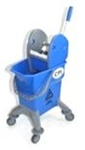Ergonomic Bucket W/ Dowpress Wringer