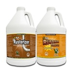 Organic Rust Remover and Rust Prevention Kit