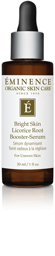 Lightening Treatment Bright Skin Licorice Root Booster Serum